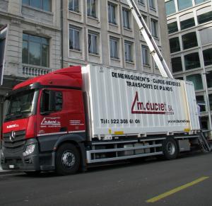 camion Ducret sa