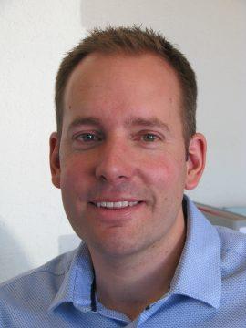 Le responsable de déménagement Christophe Decroux à Genève en Suisse