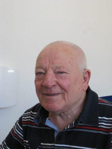 Marcel Ducret, ancien administrateur de Ducret SA Entreprise de déménagement à Genève
