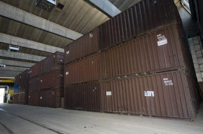 Garde-meubles de la société de déménagement Ducret SA à Genève
